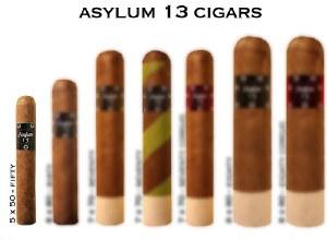 Asylum 13 Fifty S