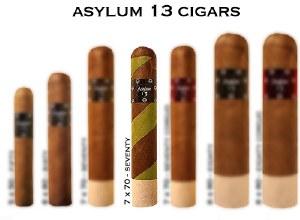 Asylum 13 Ogre Seventy S