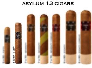 Asylum 13 Sixty S
