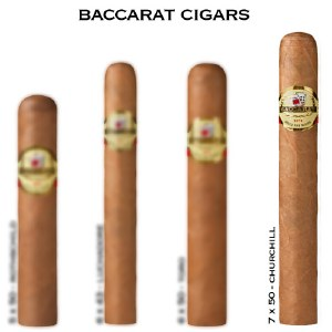 Baccarat Churchill S