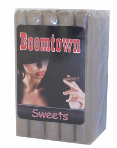 Boomtown Robusto Sweet