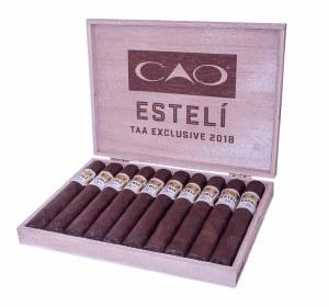 CAO Esteli 2018 TAA