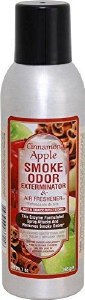 Smoke Exterm Spray Cinn Apple
