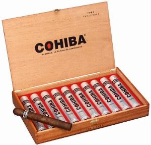 Cohiba Toro Tubo