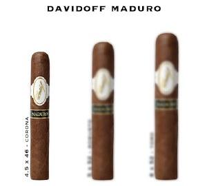 Davidoff Maduro Corona S