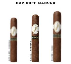 Davidoff Maduro Robusto S