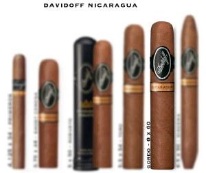 Davidoff Nic 60 x 6 S