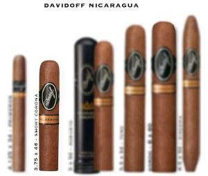 Davidoff Nic Short Corona S