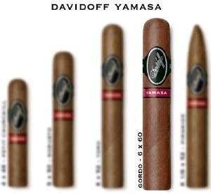 Davidoff Yamasa 60 x 6 S