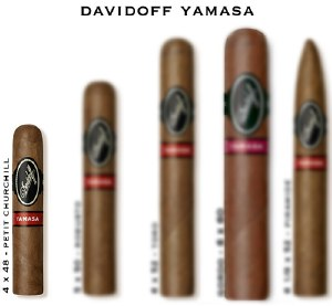 Davidoff Yamasa Pet Church S