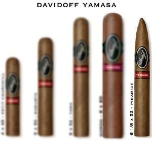 Davidoff Yamasa Piramide S