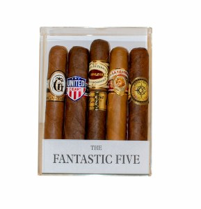 Fantastic Five Sampler