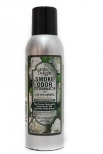 Smoke Exterm Spray Gardenia