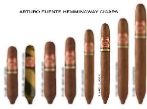 A.F. Hemingway Classic S