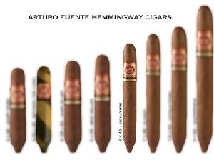A.F. Hemingway Signature S