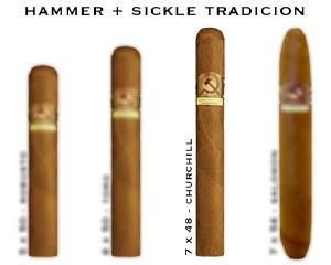Hammer + Sickle Churchill S