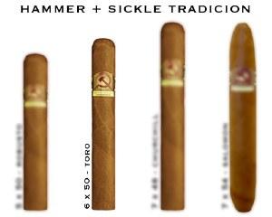 Hammer + Sickle Toro S
