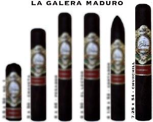 La Galera Maduro Churchill S