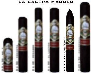 La Galera Maduro Cortador S