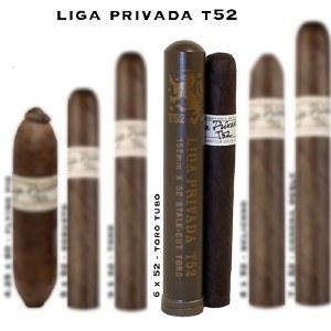 Liga Privada T52 Tubo S