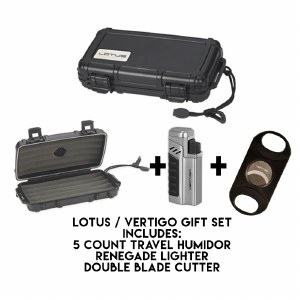 Lotus 5 Ct Travel Gift Set