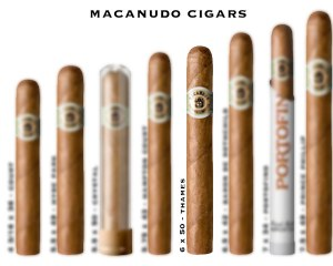 Macanudo Thames Single