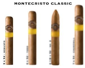 Montecristo Class Robusto S