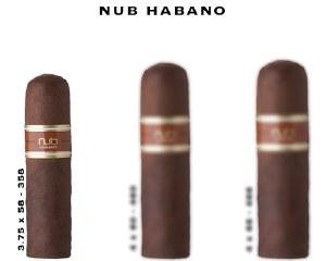Nub 358 Habano S