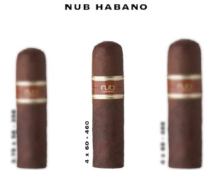 Nub 460 Habano S