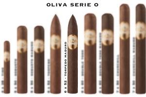 Oliva O Torpedo Mad S