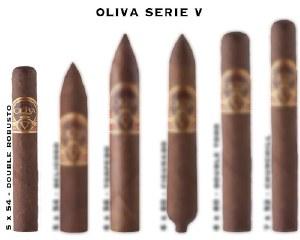 Oliva V Double Robusto S