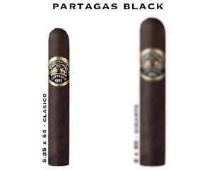 Partagas Black Clasico S
