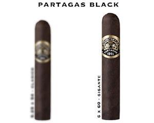 Partagas Black Gigante Single