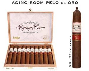 Aging Room Pelo de Oro SherzoS