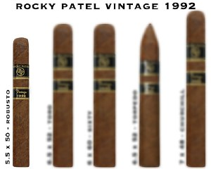 RP 1992 Robusto S