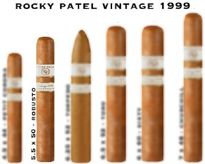 RP 1999 CT Robusto S