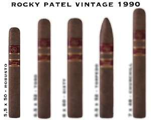 RP 1990 Robusto S