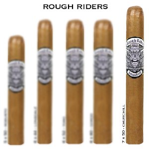 Rough Rider Churchill Single