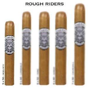 Rough Rider Robusto Single
