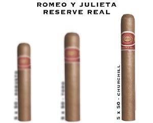 Romeo y Julieta RR Churchill S