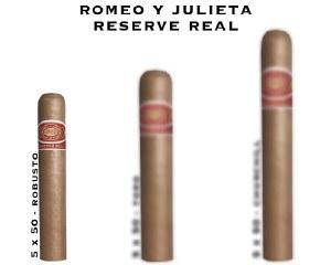 Romeo y Julieta RR Robusto S