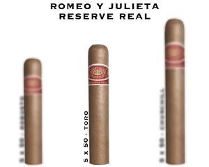Romeo y Julieta RR Toro S