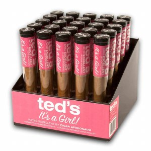 Ted's It's a Girl