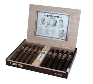 Topper 120th Anniversary