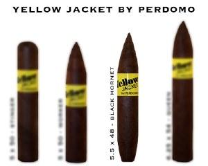 Yellow Jacket Black Hornet S