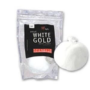 White Gold Chalk Ball
