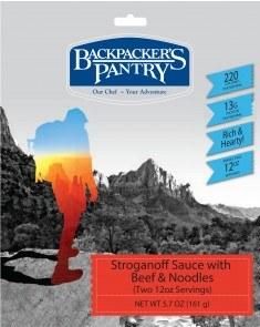 Stroganoff Sauce w/ Beef