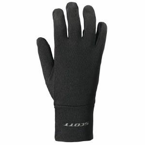 Explorair Fleece Glove, Black,