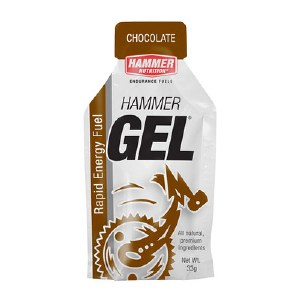 Hammer Gel Pouch, Chocolate