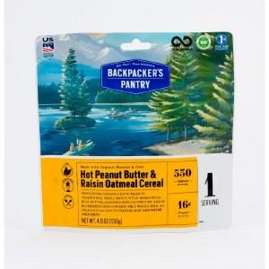 Organic PB + Raisin Oatmeal